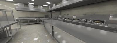 星级酒店厨房工程、星级酒店厨房工程解决方案