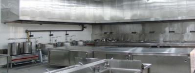 食堂厨房工程、大型食堂厨房工程解决方案