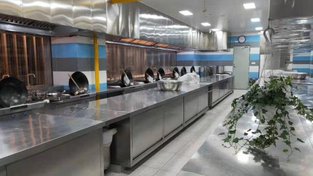 广州烟草越秀分局食堂工程