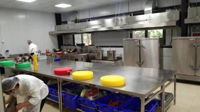 四川武警某支队食堂厨房改造工程