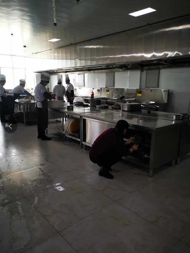 食堂厨房工程