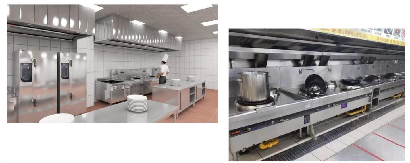餐饮厨房工程