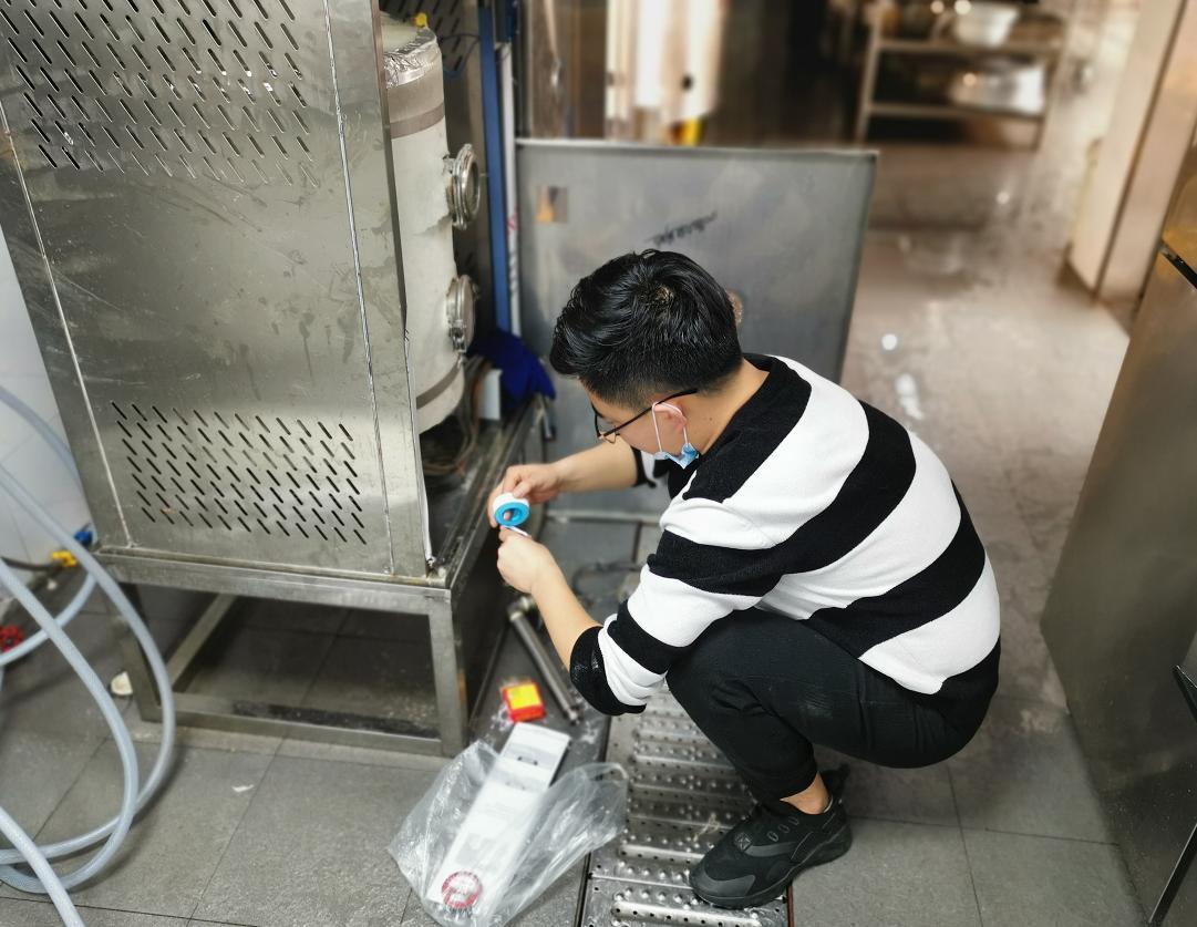 广州烟草市局食堂工程