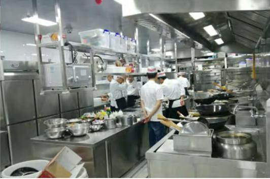 食堂厨房电气设计