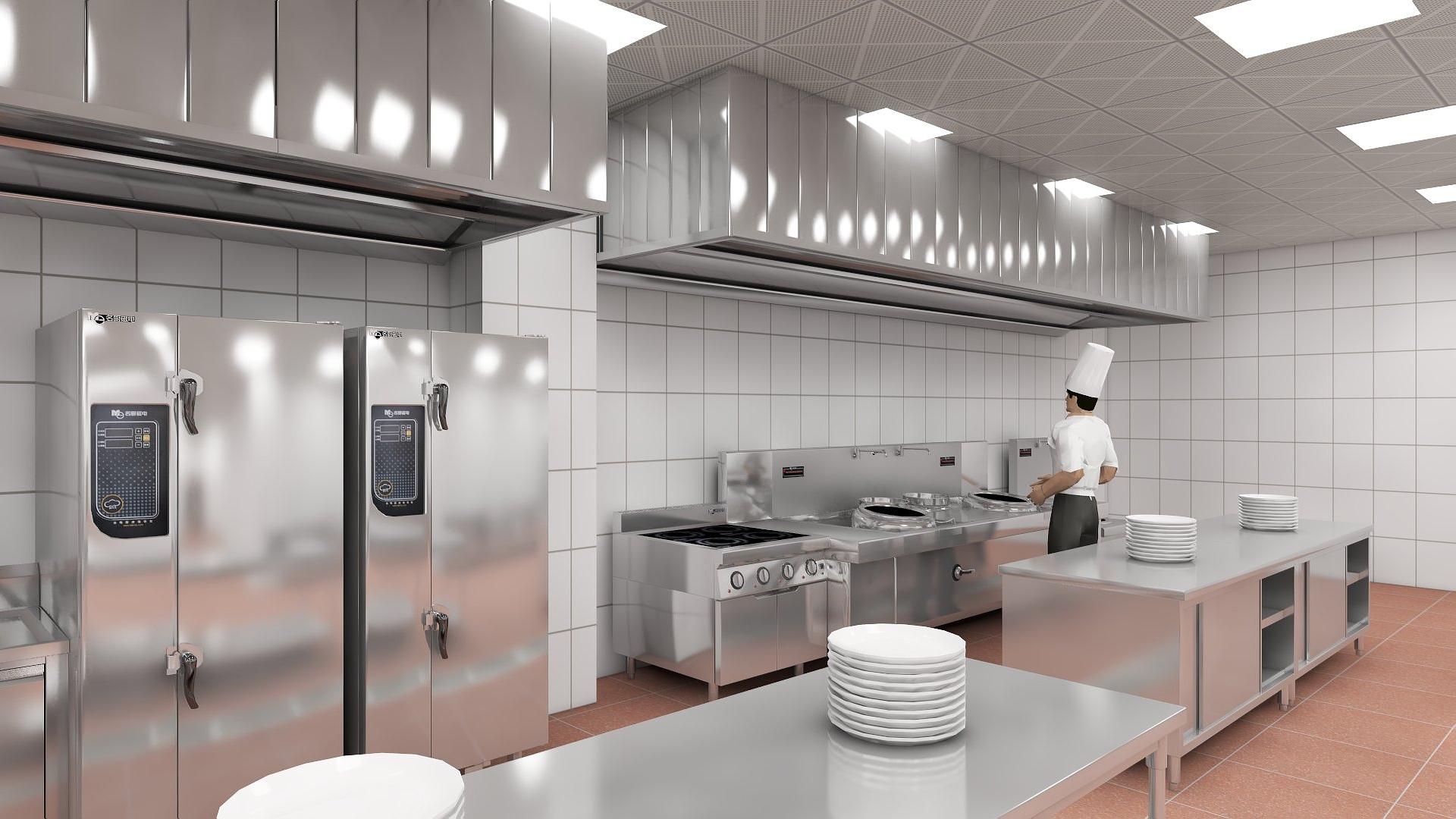 商用厨房工程贵在哪里